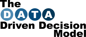 The Data Driven Decision Model Logo